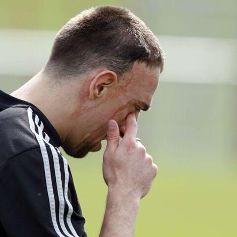 Franck Ribéry: «J'ai fait le con, les gens peuvent m'en vouloir»