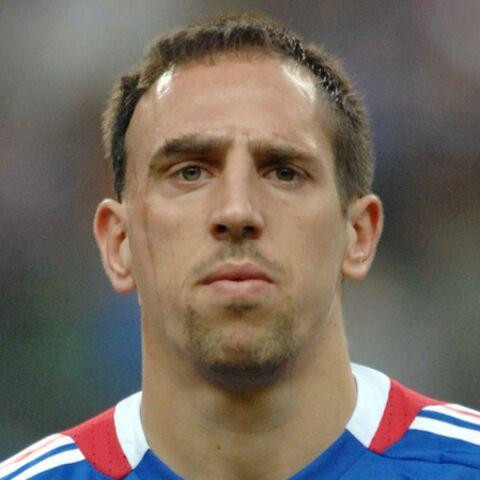 Franck Ribéry papa pour la troisième fois