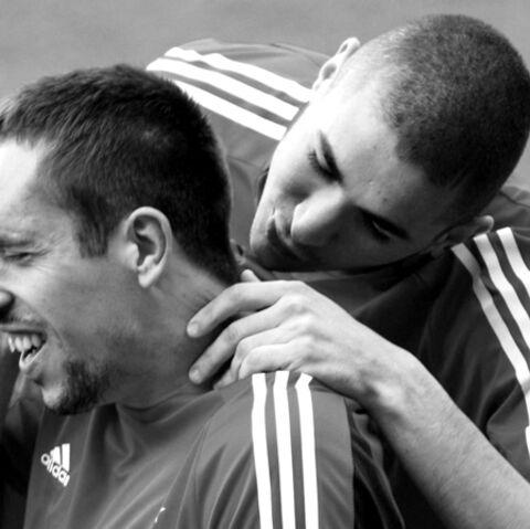AFFAIRE ZAHIA- Franck Ribéry et Karim Benzema en garde à vue