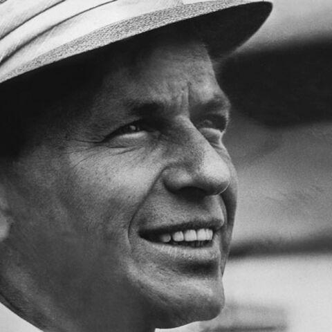 Frank Sinatra timbré!