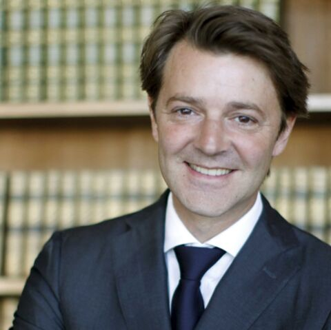 François Baroin, un beau gosse à Bercy