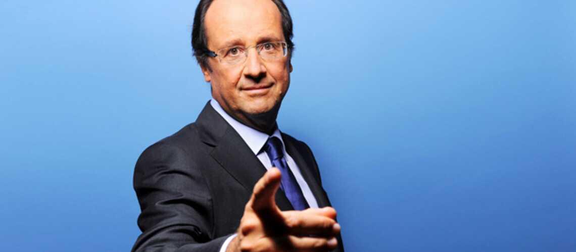François Hollande: l'humour toujours