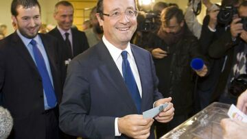 Primaires socialistes: François Hollande en tête