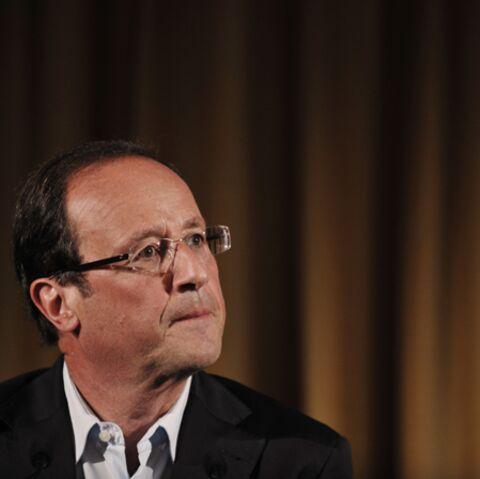 François Hollande s'est fait désirer pour souhaiter ses vœux de Noël
