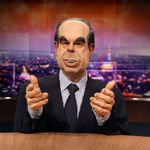 Frédéric Mitterrand fait sa rentrée aux Guignols de l'info