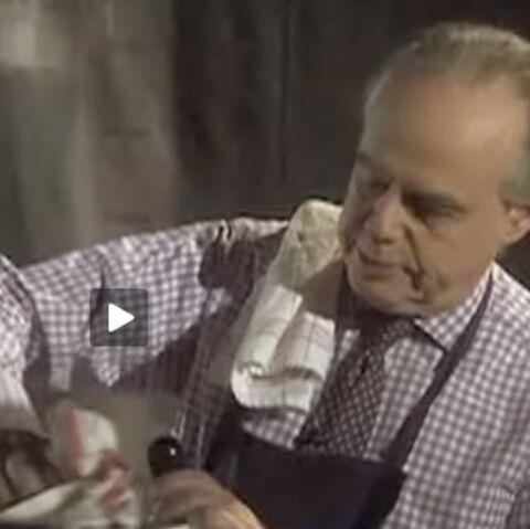 Vidéo – Frédéric Mitterrand, acteur pour Jean-Michel Ribes