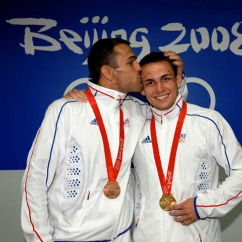 Steeve et Christophe Guénot raflent l'or et le bronze à Pékin