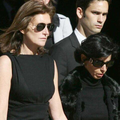 Rachida Dati-Cécilia Attias:  une amitié délitée sous le règne Sarkozy