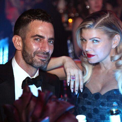 Photos- Fergie et Marc Jacobs réunis pour l'amfAR