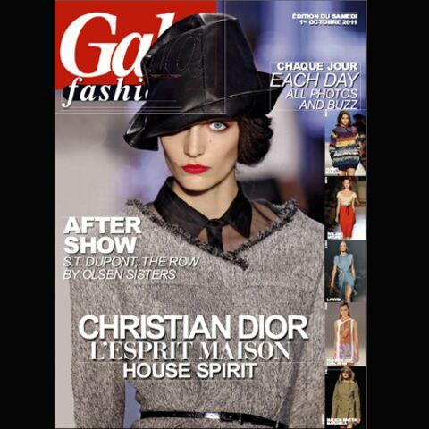 Feuilletez l'édition du jour de Gala Fashion! (1/10/2011)