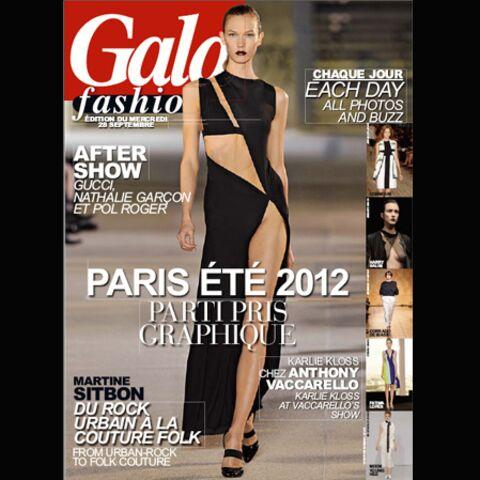 Feuilletez l'édition du jour de Gala Fashion (28/09/2011)!