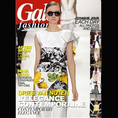 Feuilletez l'édition du jour de Gala Fashion (29/09/2011)!