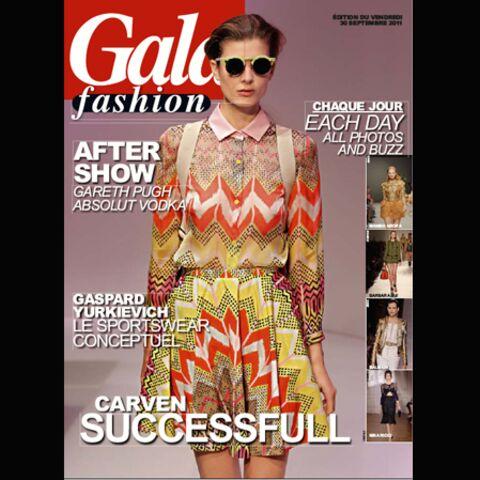 Feuilletez l'édition du jour de Gala Fashion! (30/09/2011)