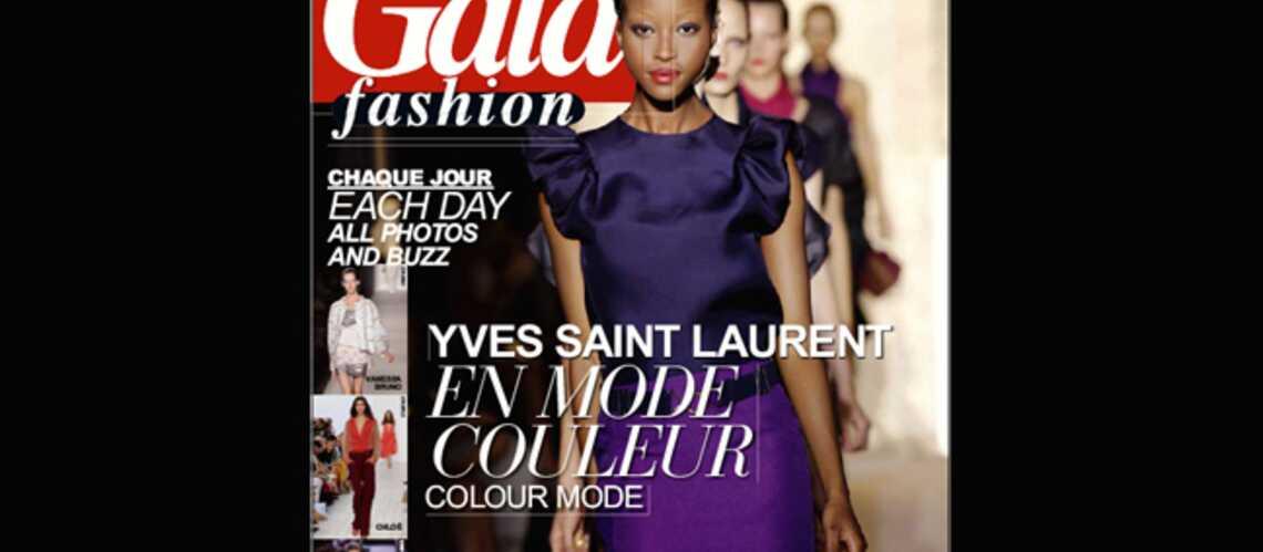 Feuilletez l'édition du jour de Gala Fashion! (4/10/2011)