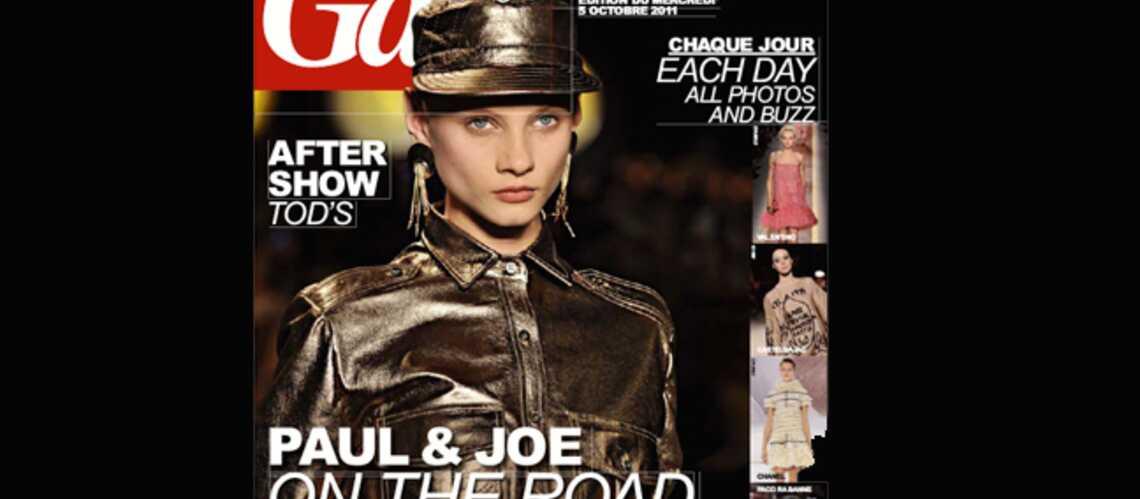 Feuilletez l'édition du jour de Gala Fashion! (5/10/2011)
