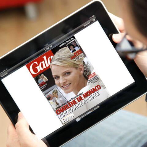 Gala se glisse dans vos tablettes