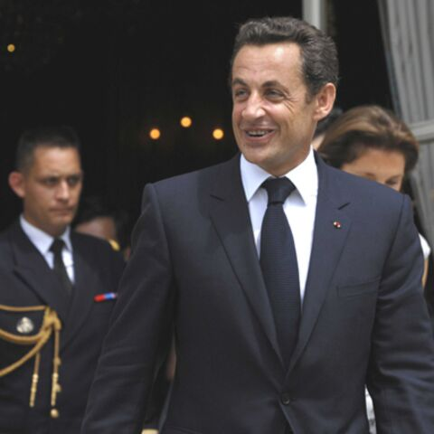 Nicolas Sarkozy à Windsor: un p'tit tour… et puis s'en va!