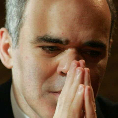 Amnesty International se mobilise pour Garry Kasparov