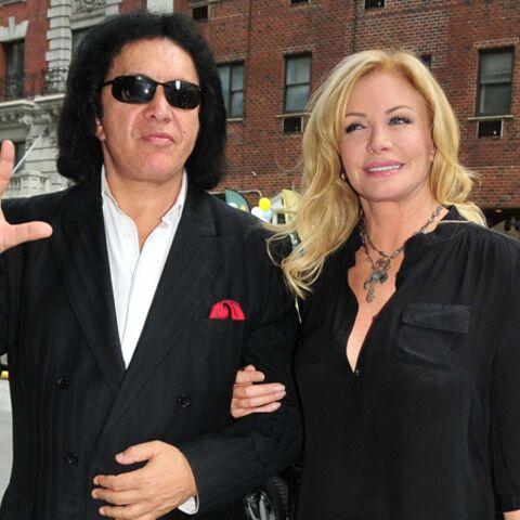 Gene Simmons: le rockeur de Kiss a épousé sa compagne