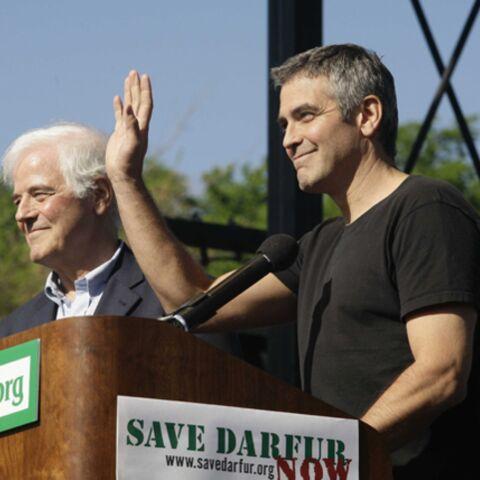 Clooney et sa bande donnent 320 000 euros pour le Darfour
