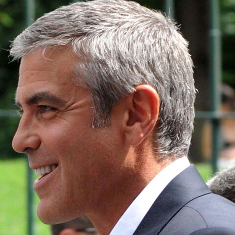 George Clooney engagé volontaire