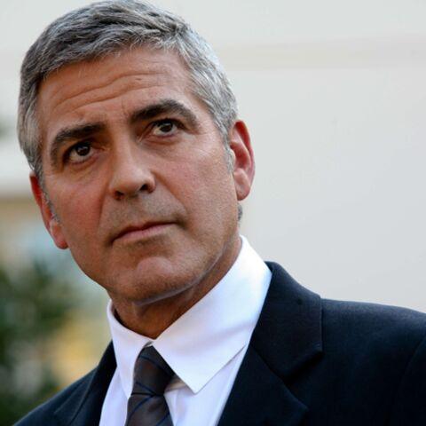 George Clooney fête ses fiançailles