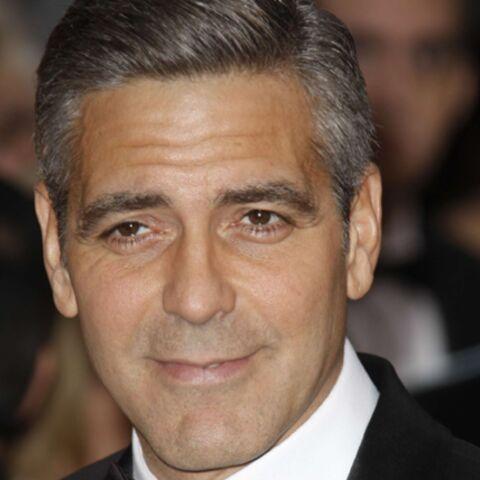 George Clooney sait se faire pardonner