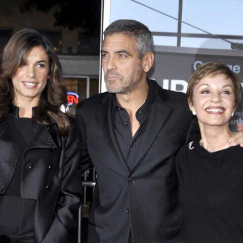 George Clooney, deux femmes dans sa vie