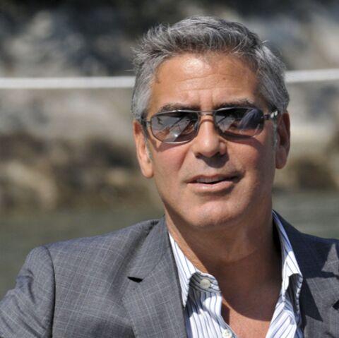 George Clooney, un touriste pas très discret