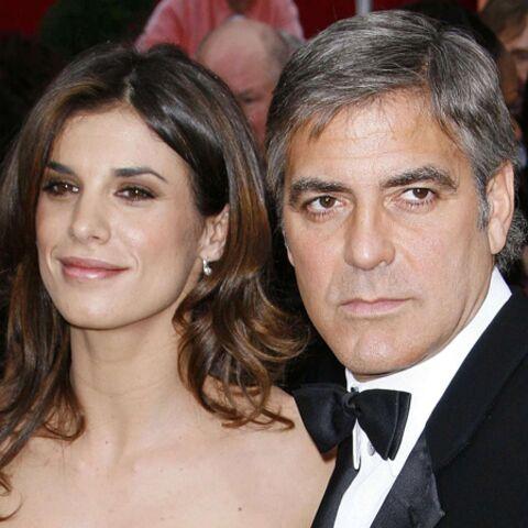 George Clooney, éclaboussé par le scandale Elisabetta