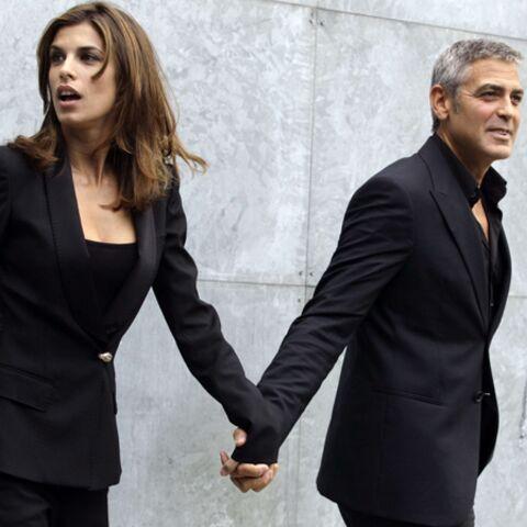 Elisabetta Canalis et George Clooney: Jeu de Dupes?
