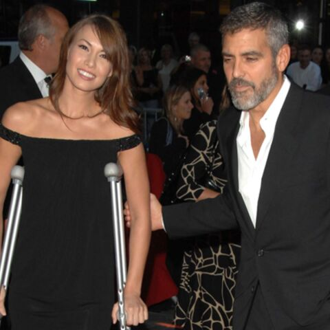 George Clooney regrette la suspension de travailleurs médicaux