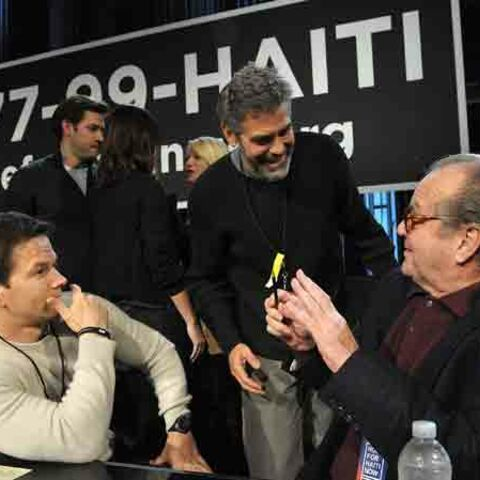 George Clooney mobilise une brochette de stars pour Haïti