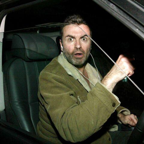 George Michael collectionne les accidents de voiture