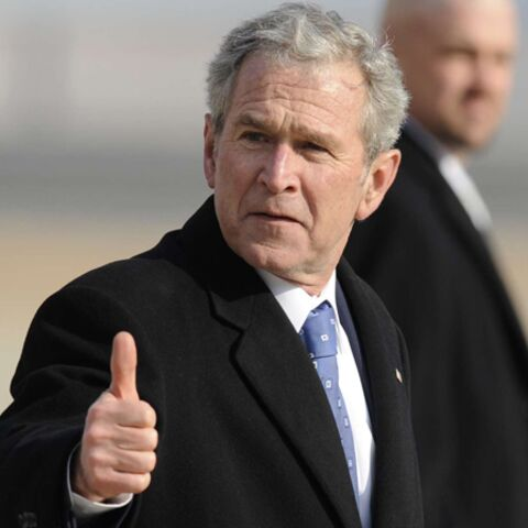 George W. Bush, le coach