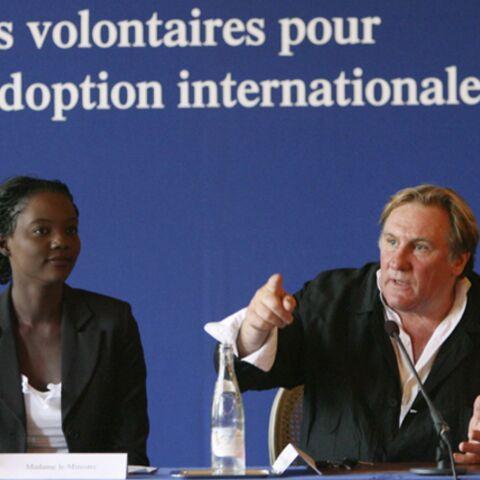 Depardieu égratigne Johnny