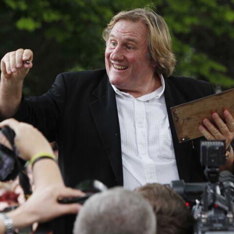 Gérard Depardieu sera du Marsupilami