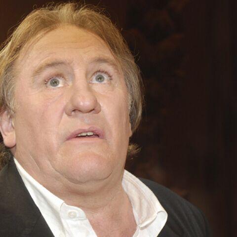 Gérard Depardieu, la bouteille est pleine
