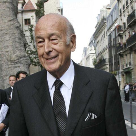 Giscard se confie sur Coluche