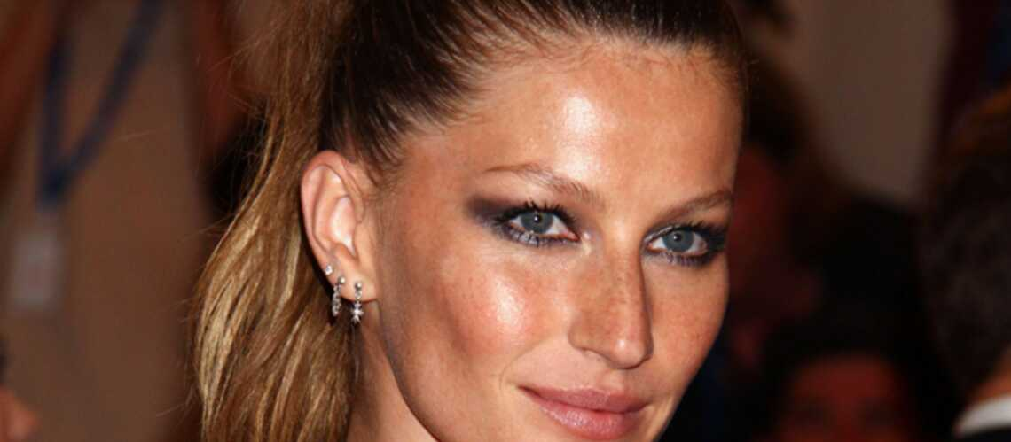 Gisèle Bündchen, top-model le mieux payé au monde