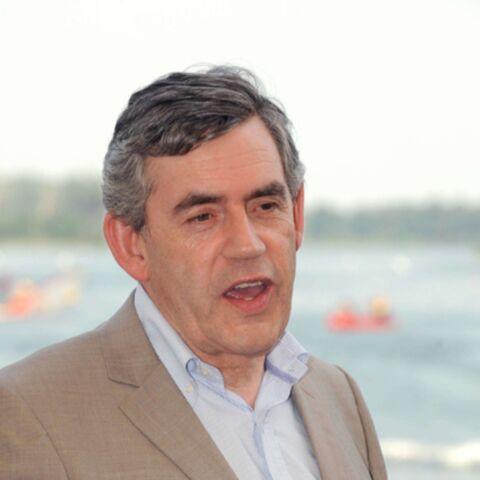 Gordon Brown: le sport c'est son dada!