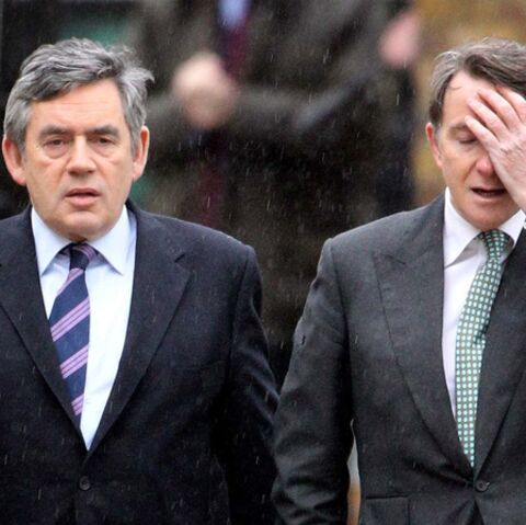 Gordon Brown: un tyran au Labour?