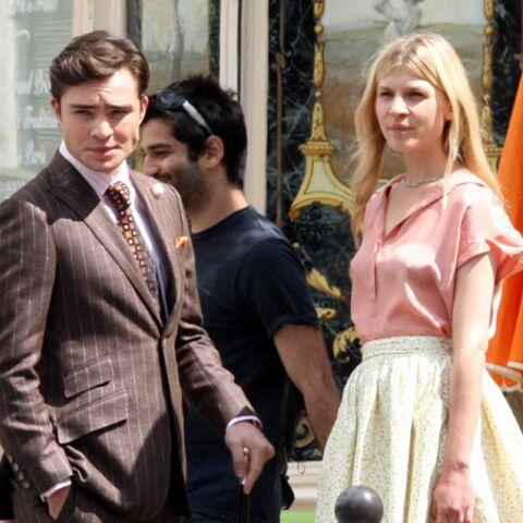 Photos- Les acteurs de Gossip Girl à Paris
