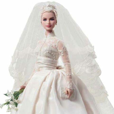 Grace Kelly au Panthéon des Barbies