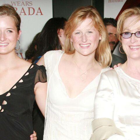 Meryl Streep: une maman exemplaire