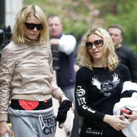 Gwyneth Paltrow dépitée par la décision de Madonna