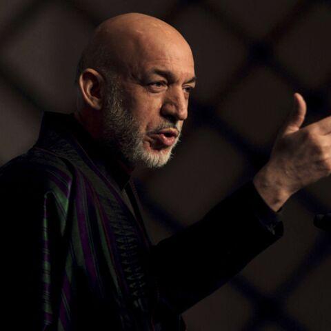 Pour Hamid Karzai, c'est toujours la Journée de la Femme