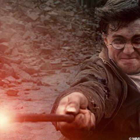 Harry Potter, son dernier coup de baguette magique