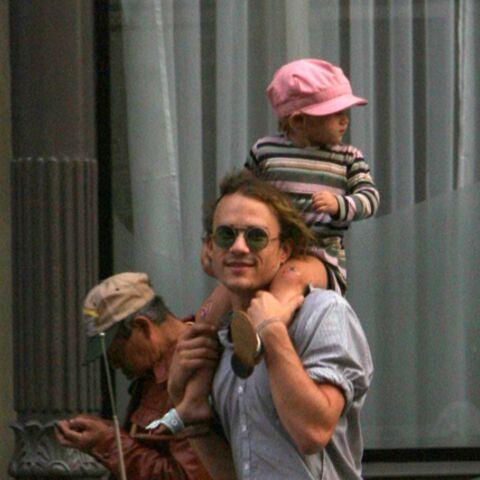 La fille d'Heath Ledger privée d'héritage?