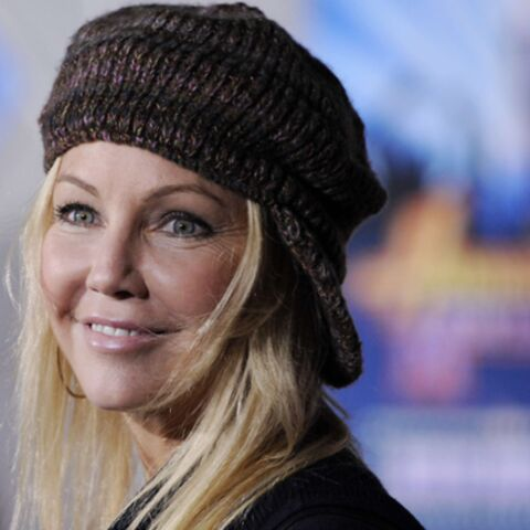 Heather Locklear entre en rehab